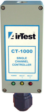 Airtest CT1000 Single Gas Sensor & Controller