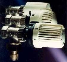 Regin MNG Thermostatic Radiator Valve Actuators (Non-Electric)