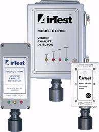 Airtest CT1000 & CT2100 Gas Sensors