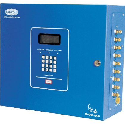 Refrigerant Monitors (Single Zone & Multi Zone)